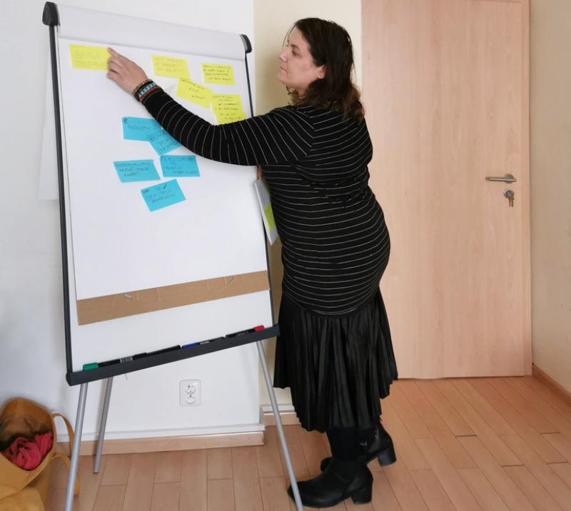 kurz Narativní práce s pozůstalými